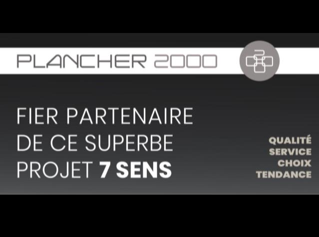 Réalisations de plancher 2000